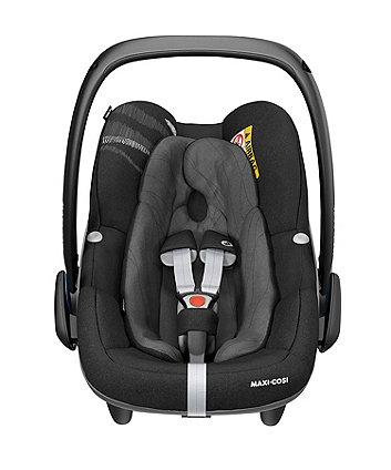 Maxi-Cosi pebble plus car seat - frequency black