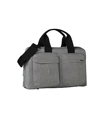 Joolz nursery bag - superior grey