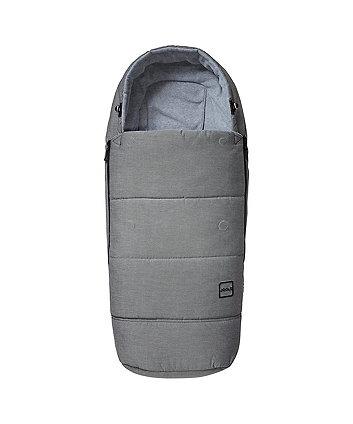 Joolz footmuff - superior grey