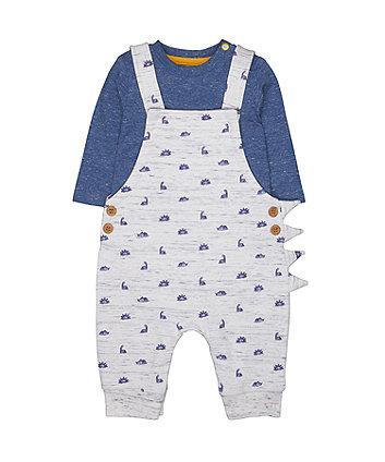 e9e1e0a963cc Newborn Baby Boys Dungarees