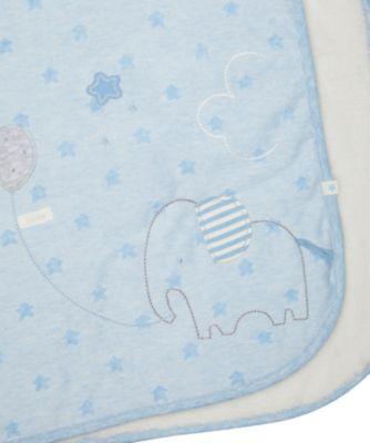 my first elephant shawl