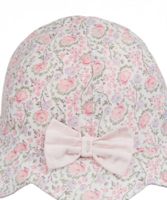 ditsy floral sun hat
