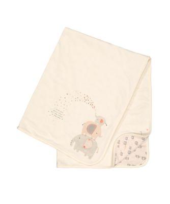 elephant and star shawl