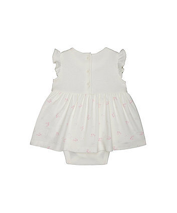 my first ballet romper dress