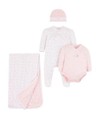 pink toys 4-piece gift set