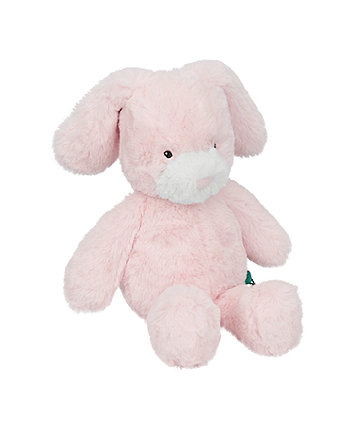 Mothercare Pink Snuggle Bunny