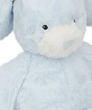 Mothercare Blue Snuggle Bunny