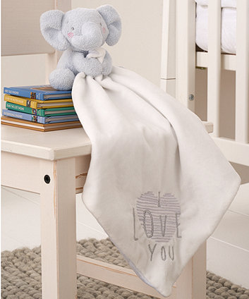 Mothercare My First Elephant Blankie