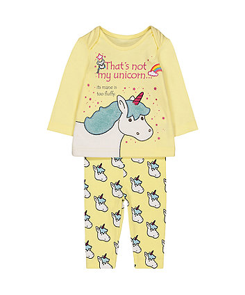 that's not my unicorn pyjamas