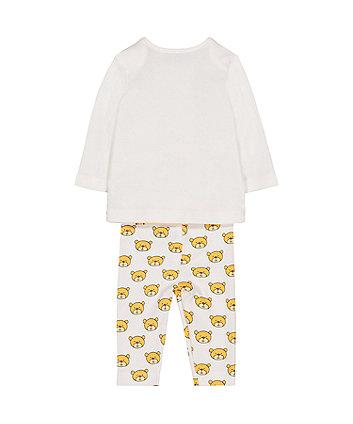 that's not my teddy pyjamas
