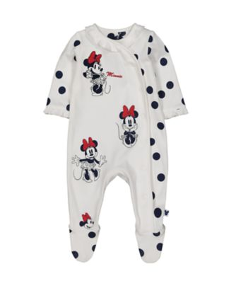 Disney baby minnie mouse all in one