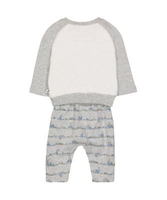 peter rabbit top and leggings set