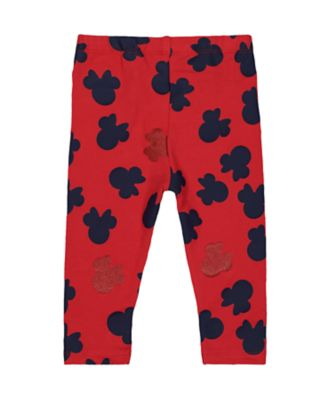 Disney minnie mouse leggings