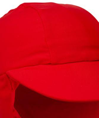 red sun protection keppi hat