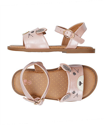 bunny sandals