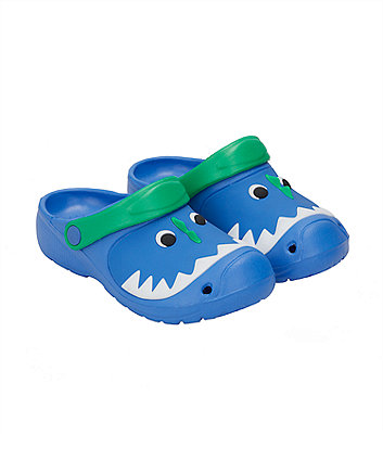 novelty monster clogs