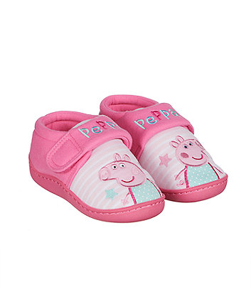 685963a7afff4 peppa pig slippers