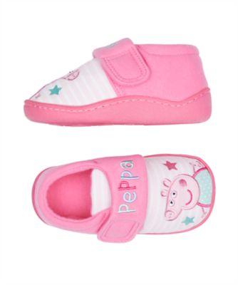 peppa pig slippers