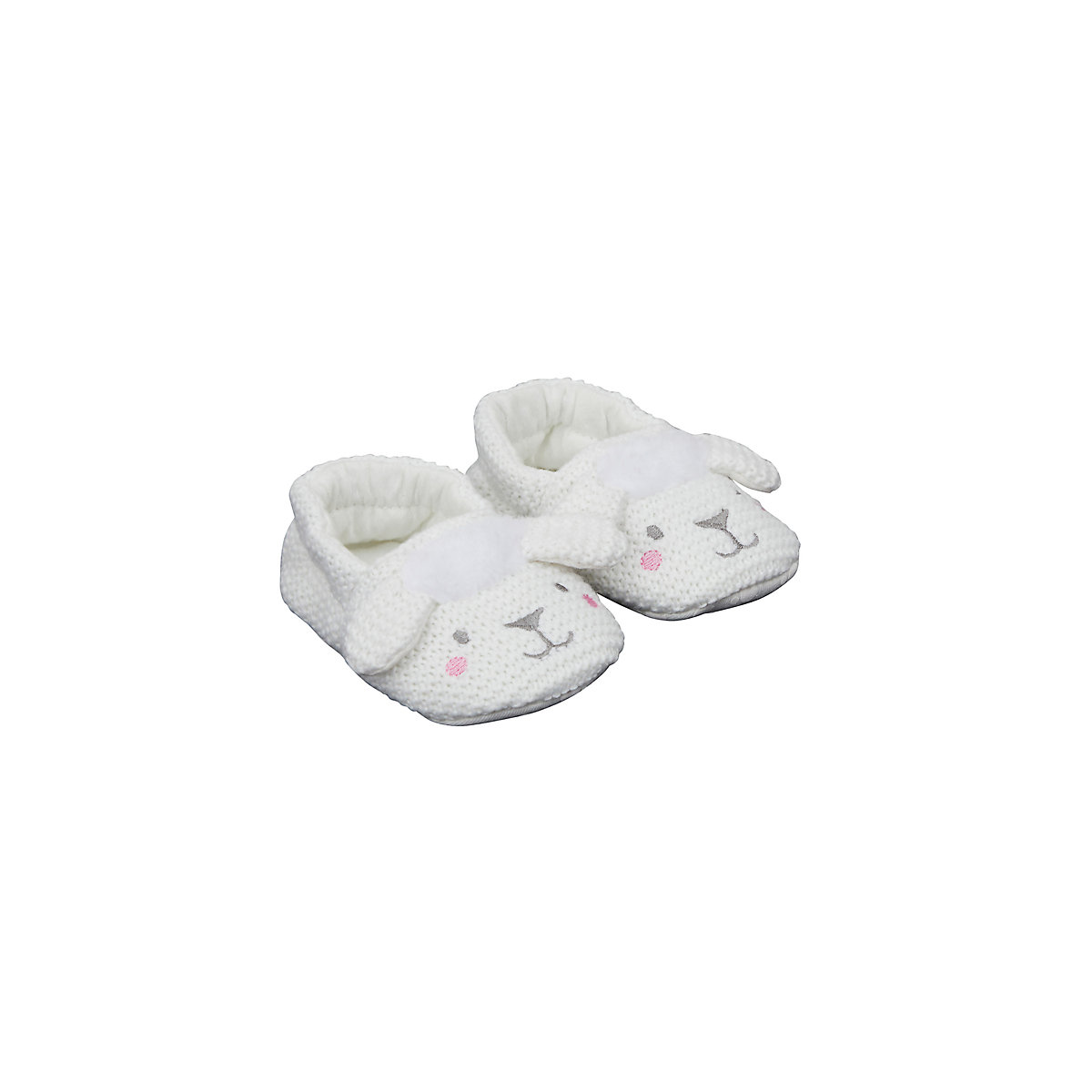 Knitted Sheep Slippers