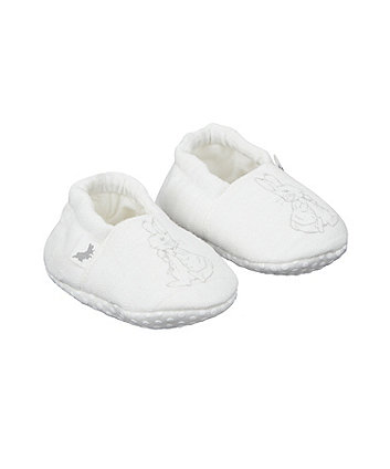 peter rabbit baby shoes