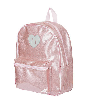 back to nursery pink sparkle backpack 759085c087adb