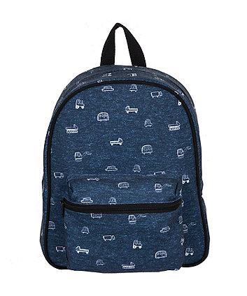f875559b8b82 back to nursery vehicle backpack