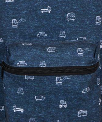 back to nursery vehicle backpack