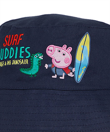george pig fisherman hat