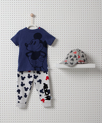 Disney mickey mouse joggers