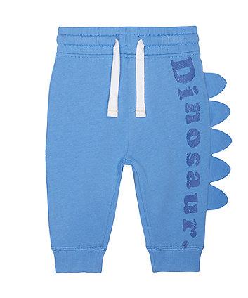 blue dinosaur joggers