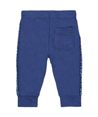 blue good time joggers