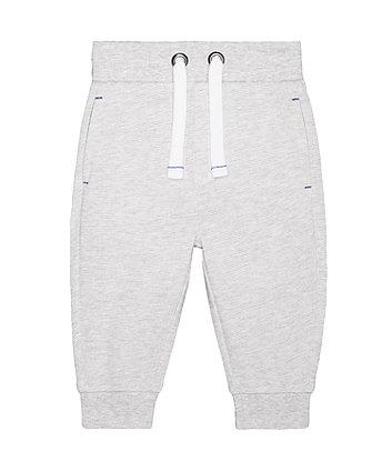 grey stripe joggers