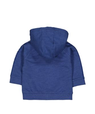 blue good time hoodie