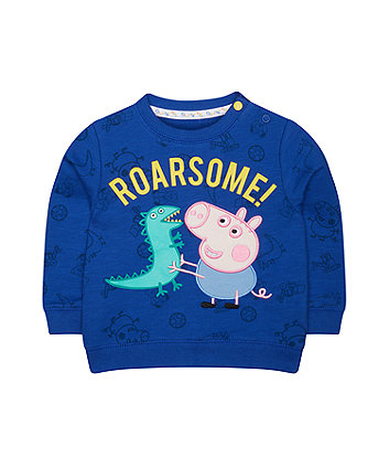 george pig roarsome sweat top