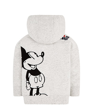 Disney mickey mouse text hoodie