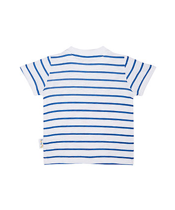 george pig stripe t-shirt