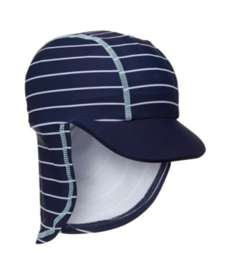 navy striped keppi