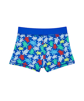 turtle trunkie swim shorts
