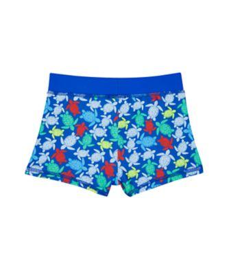 turtle trunkie swim shorts