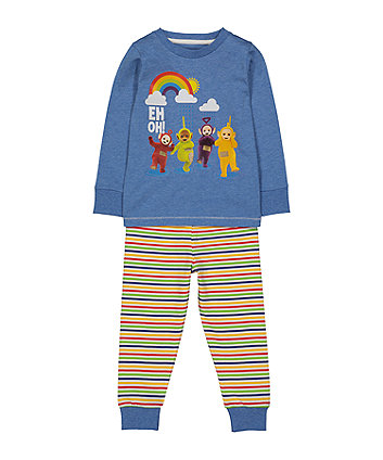 teletubbies pyjamas