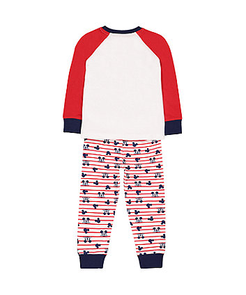 Disney mickey mouse pyjamas