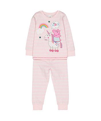 peppa pig pyjamas