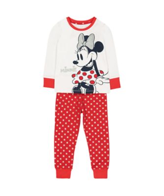 Disney minnie mouse pyjamas
