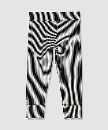 my k striped bunny leggings