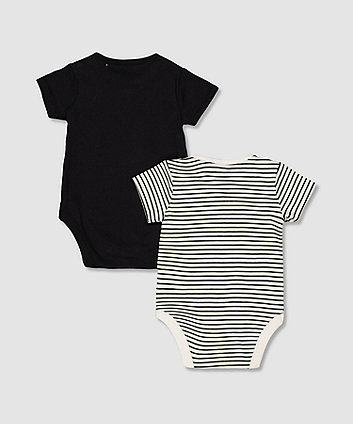 my k nap time bodysuits - 2 pack