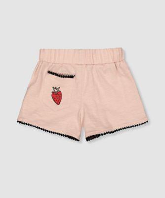 my k pink shorts