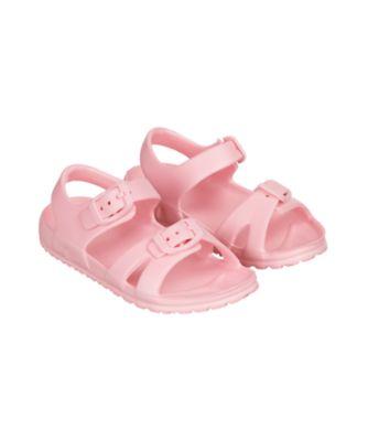 pink eva sandals