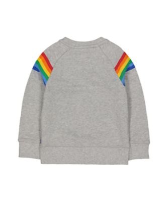 little bird have a nice day sweat top