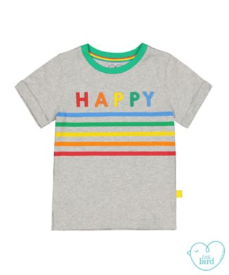 little bird happy t-shirt
