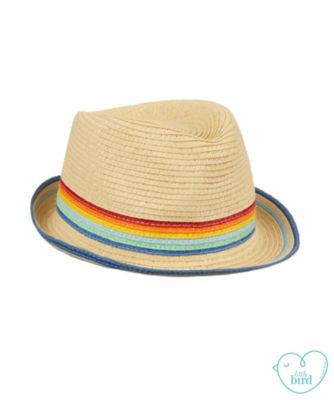 little bird trilby sun hat